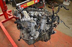 BMW e90 330d engine