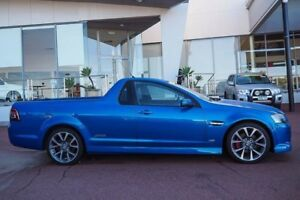 2010 Holden Ute VE MY10 SS Voodoo Blue 6 Speed Manual Utility