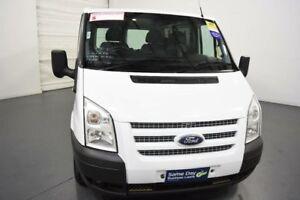 2013 Ford Transit VM MY13 280 Low Roof SWB White Manual Van