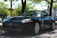 2007 Jaguar XKR XKR, 420 HP, Convertible!
