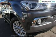 2017 Isuzu MU-X MY17 LS-T Rev-Tronic Grey 6 Speed Sports Automatic Wagon Osborne Park Stirling Area Preview