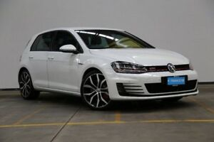 2014 Volkswagen Golf VII MY14 GTI DSG Performance White 6 Speed Sports Automatic Dual Clutch Brooklyn Brimbank Area Preview