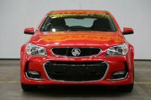 2015 Holden Commodore VF II MY16 SV6 Sportwagon Red 6 Speed Sports Automatic Wagon