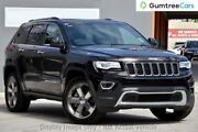 2015 Jeep Grand Cherokee WK MY15 Limited Crystal Black Pearl 8 Speed Sports Automatic Wagon Aspley Brisbane North East Preview