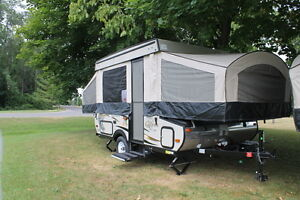 2017 Clipper 108ST Tent Trailer