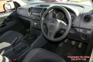 2011 Volkswagen Amarok TRENDLINE TDI 4X4 6 Speed Manual Utility