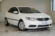 2009 Kia Cerato TD MY10 S 4 Speed Sports Automatic Sedan Willagee Melville Area Preview