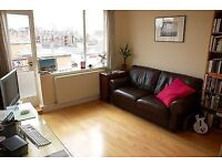 Quiet and sunny one bedroom flat in Waterloo in easy walking distance of train and tube.