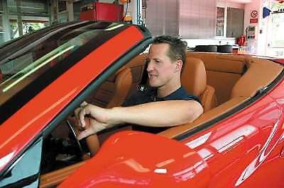 Platz 1: Michael Schumacher aus Deutschland