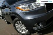 2014 Toyota Kluger GSU50R GX 2WD Black 6 Speed Sports Automatic Wagon Perth Perth City Area Preview