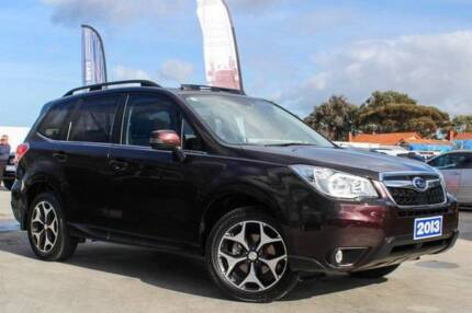 From $100 per week on finance* 2013 Subaru Forester S4 Wagon