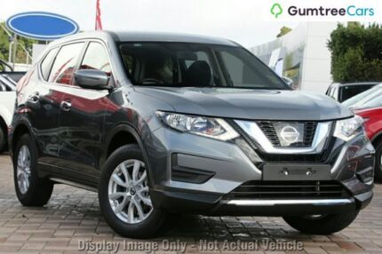 2016 nissan x trail t32 st x tronic 2wd grey 7 speed constant 2017 nissan x trail t32 series ii st x tronic 2wd grey 7 speed constant variable wagon fandeluxe Gallery