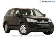 2011 Honda CR-V RE MY2011 4WD Black 5 Speed Automatic Wagon Ringwood East Maroondah Area Preview