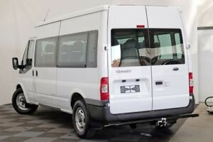 2012 Ford Transit VM MY13 Mid Roof White 6 Speed Manual Bus