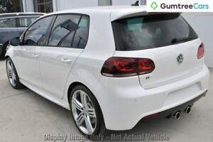 2010 Volkswagen Golf VI MY11 R 4MOTION Grey 6 Speed Manual Hatchback