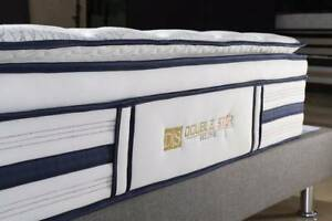 【Brand New】Selene knitting fabric pocket spring mattress Nunawading Whitehorse Area Preview