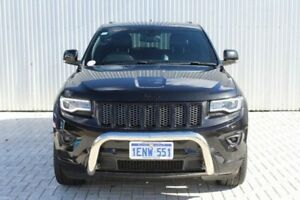 2014 Jeep Grand Cherokee WK MY2014 Blackhawk Black 8 Speed Sports Automatic Wagon
