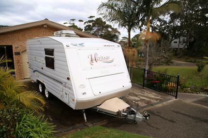 19ft Jayco Heritage Caravan