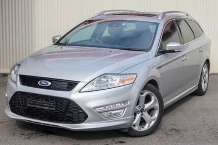 2011 Ford Mondeo Silver Sports Automatic Dual Clutch Wagon