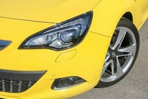 2012 Opel Astra Yellow Manual Hatchback Dandenong Greater Dandenong Preview