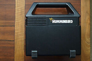 Hummingbird 200DX Dual Beam Portable Fish Finder CASE only