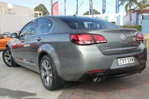 2014 Holden Calais VF MY15 Grey 6 Speed Sports Automatic Sedan