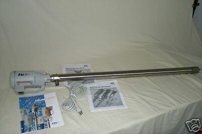 Finish Thompson Stainless Steel Ss Drum Pump Motor New In Box Pfs-40 M3v