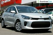 2017 Kia Rio YB MY17 S Silky Silver 4 Speed Sports Automatic Hatchback Moorooka Brisbane South West Preview