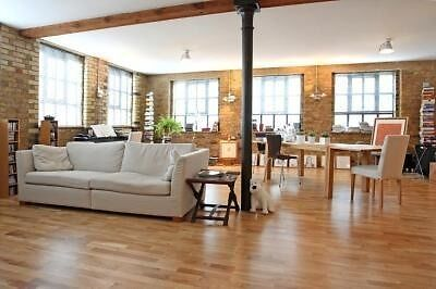 MUST SEE!! - Beautiful, split level 1 bed warehouse conversation flat