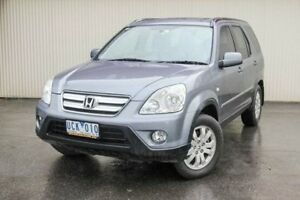 2006 Honda CR-V Grey Automatic Wagon Dandenong Greater Dandenong Preview