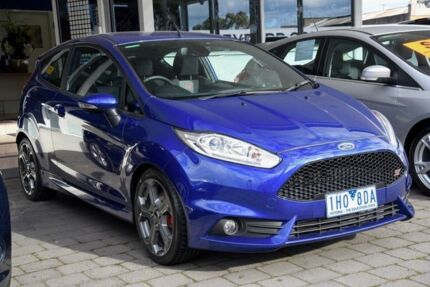 2016 Ford Fiesta WZ ST Blue 6 Speed Manual Hatchback Dandenong Greater Dandenong Preview