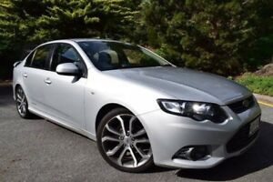 2012 Ford Falcon FG MkII XR6 Limited Edition Silver 6 Speed Sports Automatic Sedan St Marys Mitcham Area Preview