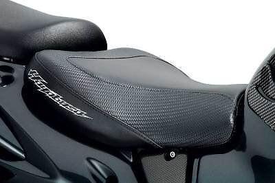 GENUINE SUZUKI GSX GSX1300 HAYABUSA GEL COMFORT SEAT CARBON LOOK 990A0-61008-CRB