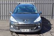 2011 Peugeot 207 Outdoor Touring Sports Wagon North Brighton Holdfast Bay Preview