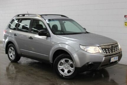 2011 Subaru Forester S3 MY12 X AWD Silver 4 Speed Sports Automatic Wagon Burnie Area Preview