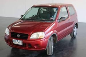 2002 Suzuki Ignis Hatchback Hallam Casey Area Preview