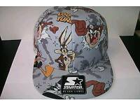 Looney Tunes Snapback Cap (2 designs)