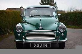 1963 MORRIS MINOR. 1098CC