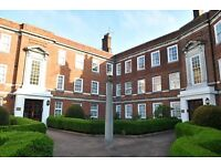 Large two double bedroom flat located in this popular purpose built block in Temple Fortune