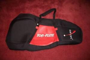 Never used (new), Top Flite Golf Bag Travel Cover / Case Wishart Brisbane South East Preview