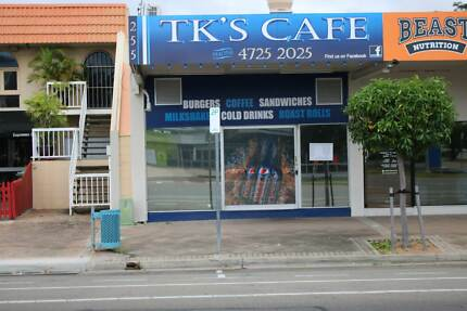 TK's Cafe On Charters Towers Rd