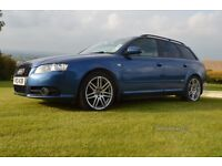 2008 Audi A4 S LINE TDI (170) SPECIAL EDITION