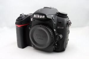 Nikon D7000 DSLR-USED (ID-C2)