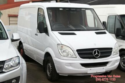 2008 Mercedes-Benz Sprinter 311CDI SWB 6 Speed Automatic Van