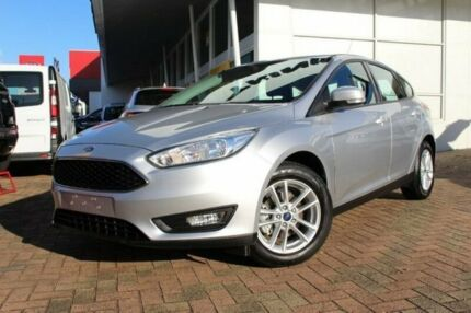 2016 Ford Focus LZ Trend Silver 6 Speed Manual Hatchback