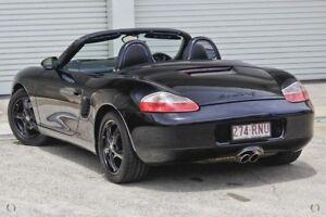 2001 Porsche Boxster 986 S Black 6 Speed Manual Convertible