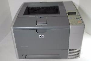HP LaserJet 2420d laser Printer Black and White 30ppm 1200dpi workgroup usb