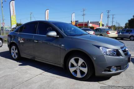 2010 Holden Cruze Sedan, One Owner, Low Km's. FINANCE ME