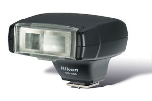 Nikon SB 400 flash for parts