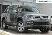 2018 Volkswagen Amarok 2H MY18 TDI550 4MOTION Perm Highline Indium Grey 8 Speed Automatic Utility Liverpool Liverpool Area Preview
